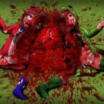 BLOOD RUSH.