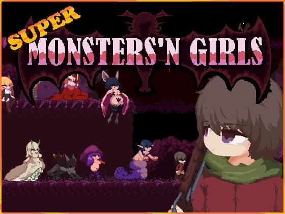 Super Monsters'n Girls